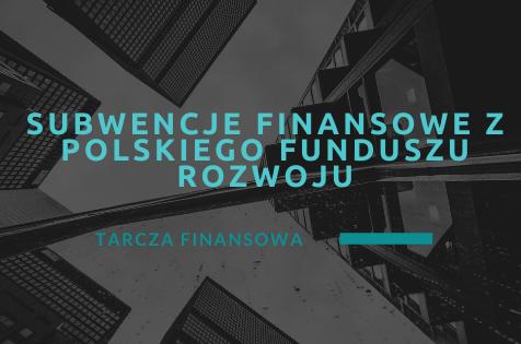 Subwencje finansowe dla mikro – i MŚP